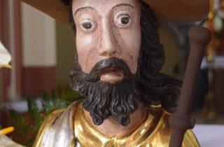 Odpust ku czci św.Rocha idożynki