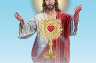Godzina adoracji Pana Jezusa wciszy