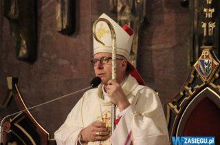 Stan zagrożenia epidemicznego. Zarządzenie Biskupa Łomżyńskiego