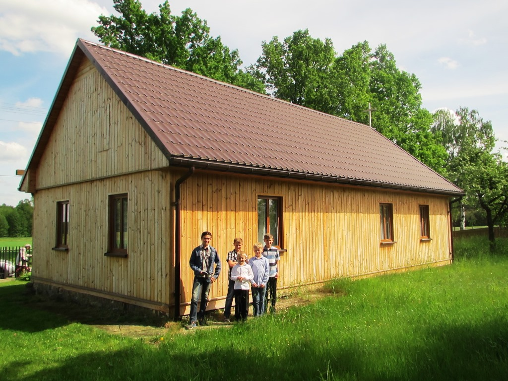 Kaplica pw.św.Maksymiliana Marii Kolbego wWiśniewie